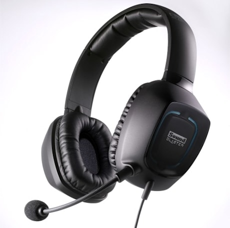 Creative's new gaming headset can tell up from down