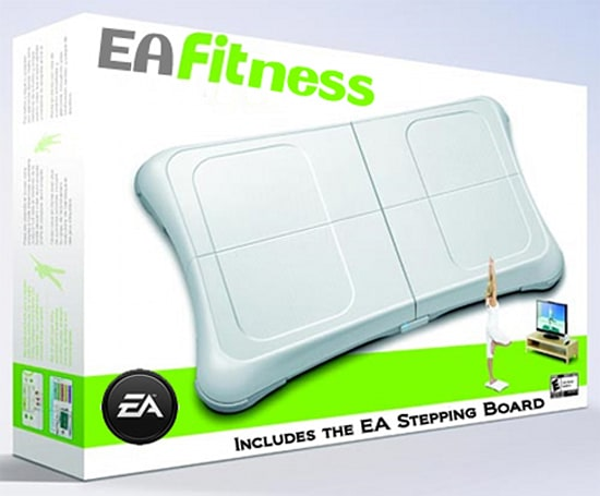 Rumor: EA still working on fitness title for Wii, includes new peripheral