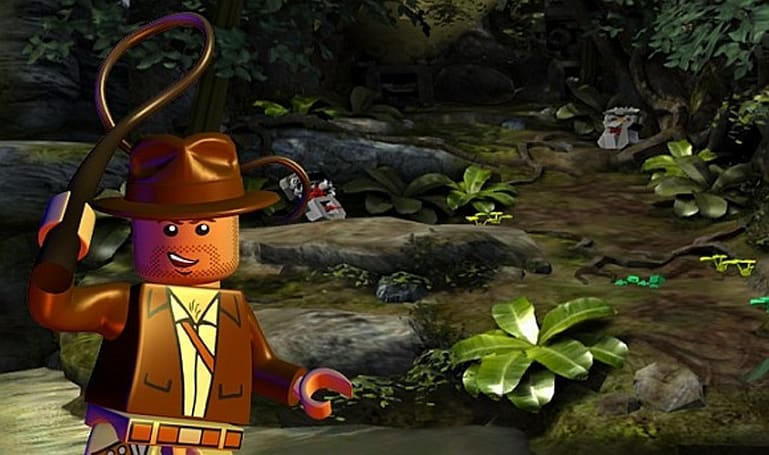 Lego Indiana Jones 2 swinging to stores this fall