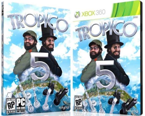 Tropico 5 imports multiplayer trailer for false democracy