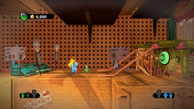 XBLA and PSN treated to World Gone Sour in April