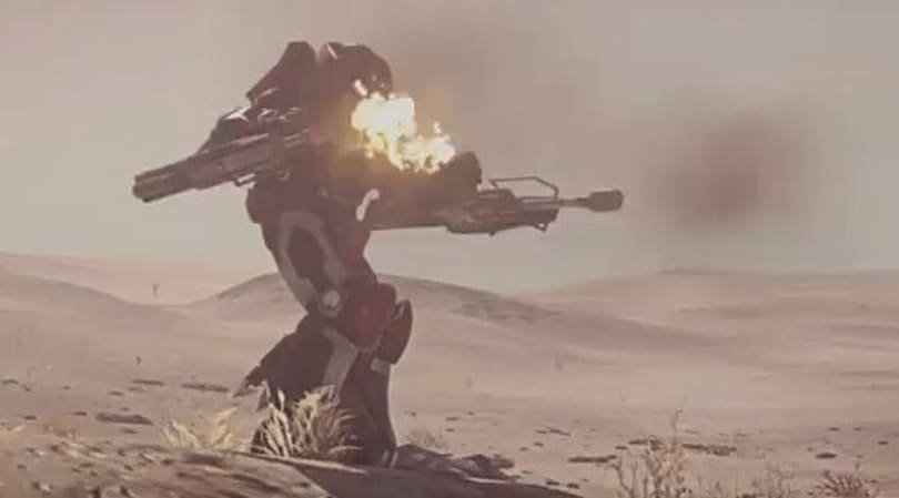 SOE asks whether your FPS measures up to PlanetSide 2