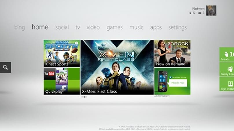 PSA: Xbox Dashboard preview applications now closed