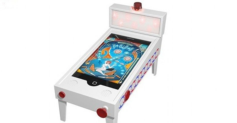 Pinball Magic turns your iPhone or iPod touch into a tiny pinball machine