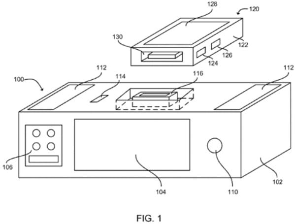 Apple patents 'smart dock' that auto-activates for voice recognition
