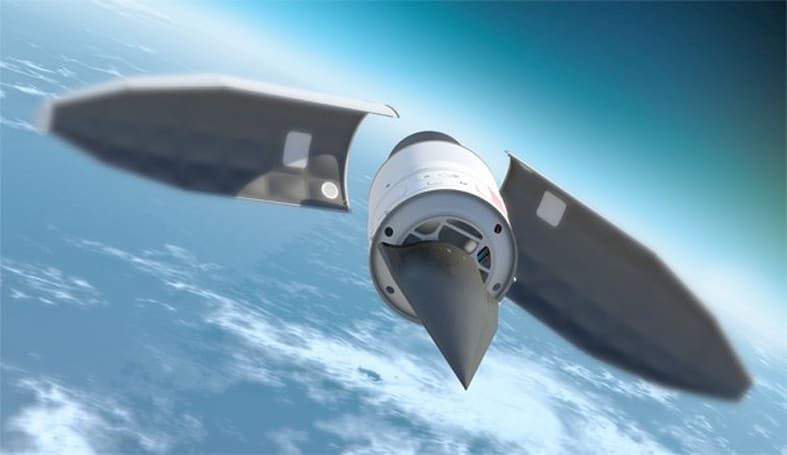 DARPA tests advanced hypersonic weapon prototype, makes railgun sweat