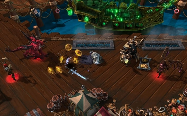 PAX Prime 2014: Heroes of the Storm is friendly, zany fun