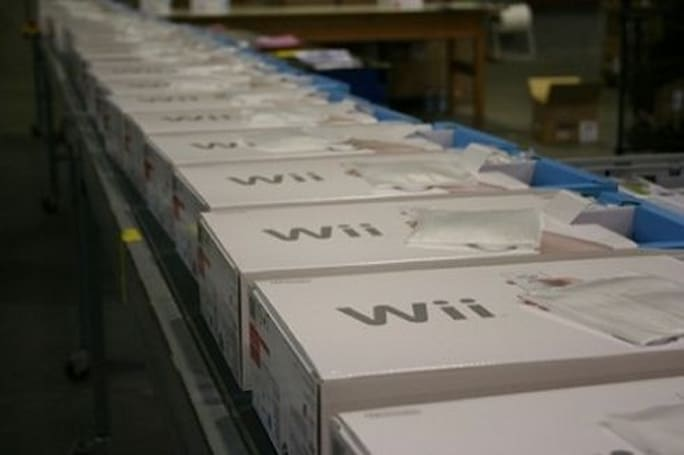 Auction inaction: Wii resales no longer fetching above retail price