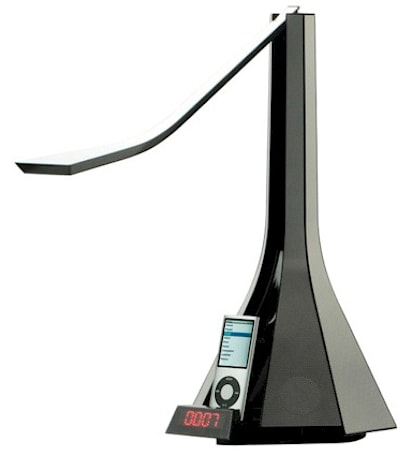 Rotaliana Diva iPod / iPhone dock vamps up your situation