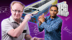 Ben Heck's Atari junk keyboard, part 2