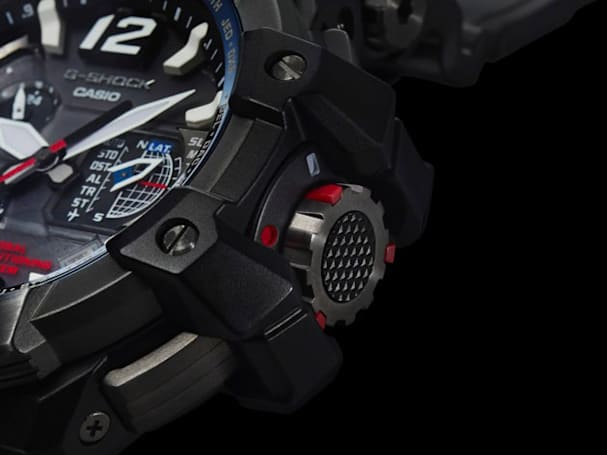 Slighty smarter watches: Casio reveals two new G-Shock concepts