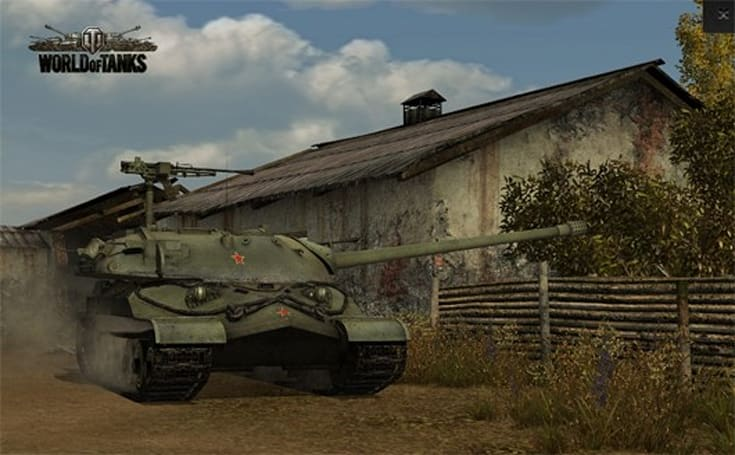 World of Tanks rumbles into retail stores