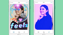 Tumblr's mobile apps finally have photo filters and stickers
