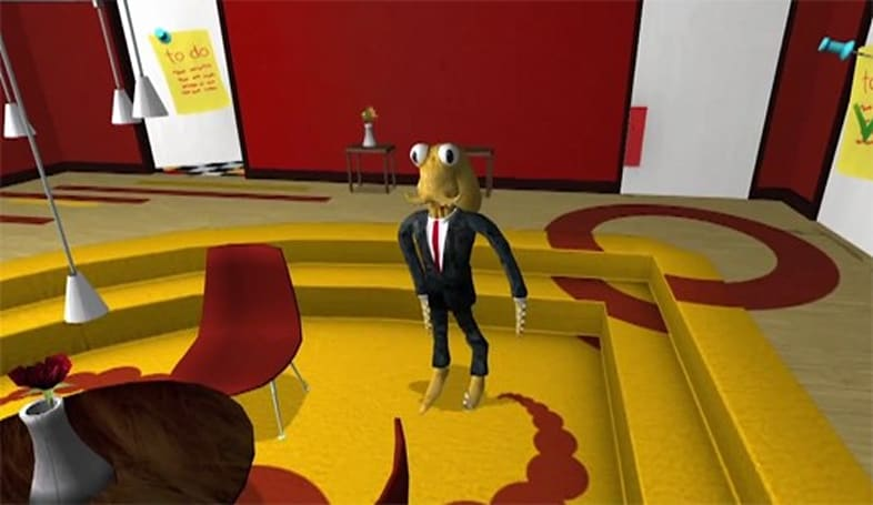 Octodad: A free indie game about a loving father who is also a secret octopus