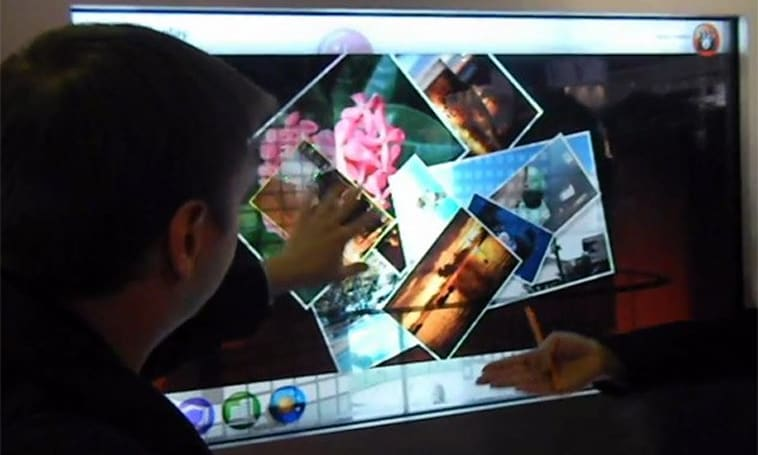 LG shows off 47-inch transparent IPS LCD with multitouch and Full HD resolution (video)
