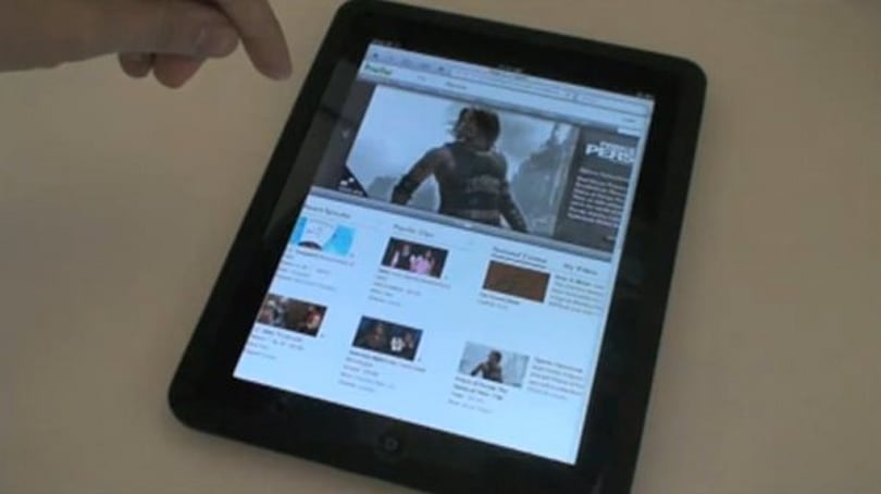 Artefact puts Flash on your iPad 'In A Pinch' (video)