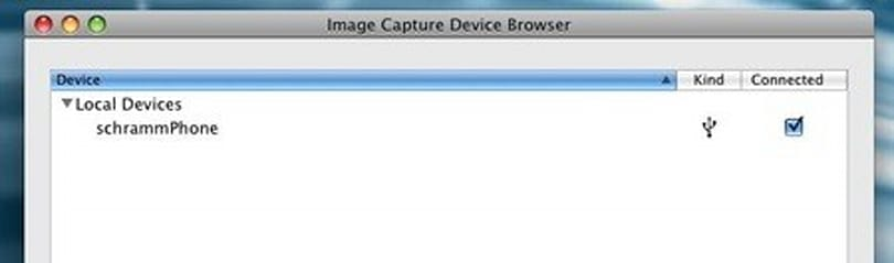 TUAW Tip: Fixing syncing between iPhone and iPhoto '08