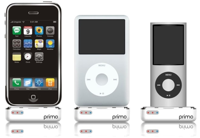 PhoneSuit Primo adds extra juice, minimal bulk to your iPhone / iPod