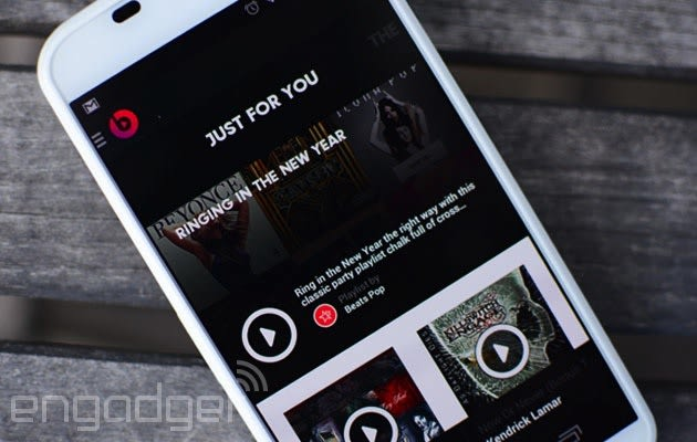 Apple's Music Service, Beats, Will Be Delayed