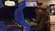 Play 'Space Invaders' for charity while waiting in Swedish airports