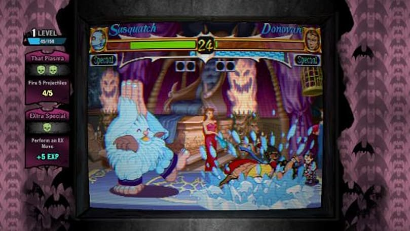 Watch a live stream of Capcom playing Darkstalkers Resurrection right here [update: it's over!]
