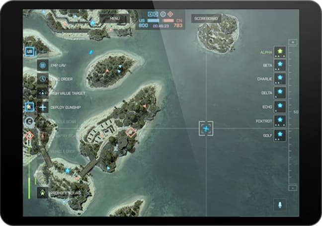 PSA: Battlefield 4 Commander app now free on iTunes