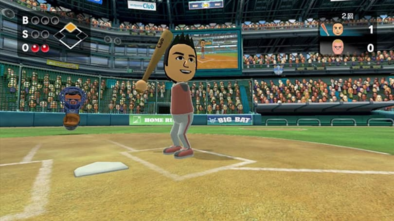 Europe gets boxed Wii Sports Club in July, baseball and boxing this month