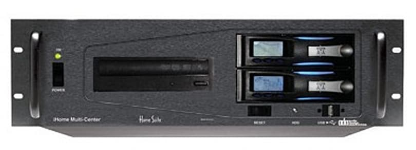 ADA's iHome Multi-Center: a Windows MCE which plays iTunes's DRM'd music