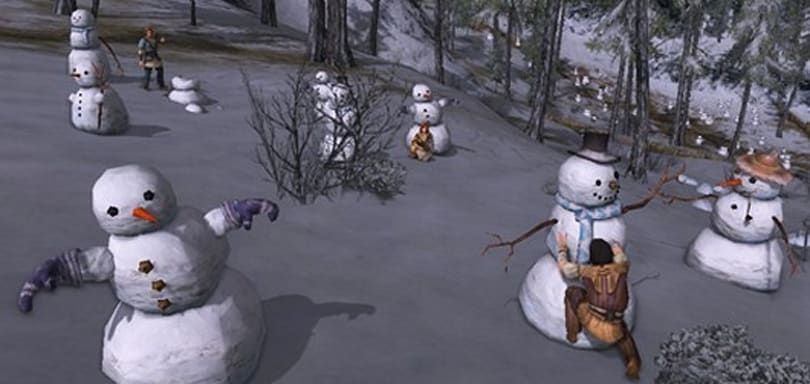 Lord of the Rings Online discusses this year's Yule Festival