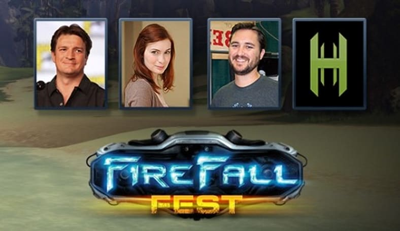 Firefall Fest schedules celebrity livestreams