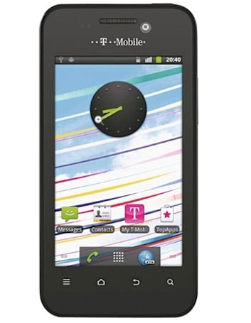 T-Mobile Vivacity unveiled for the UK, appears to be an adopted ZTE handset