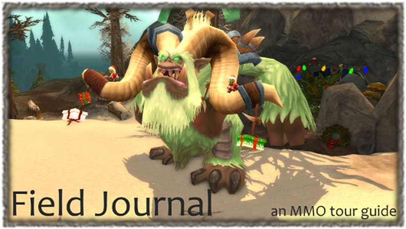 Field Journal: The true meaning of MMO holiday events