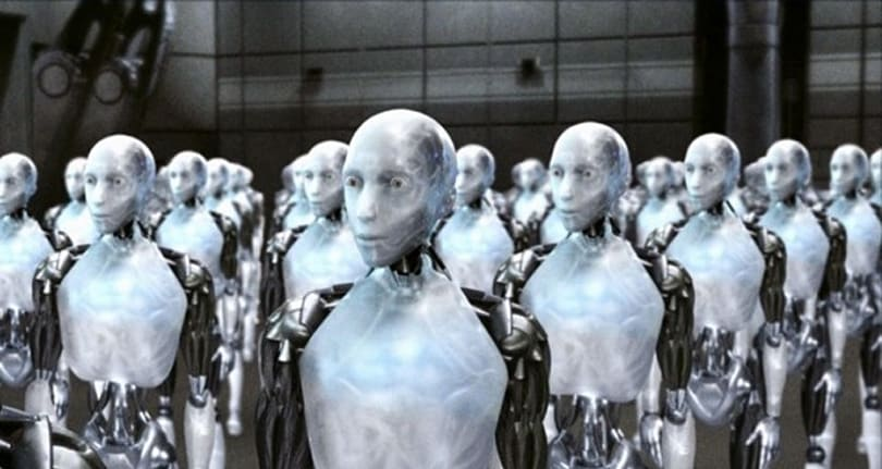 Foxconn chairman signs letter of intent for 'intelligent robot kingdom,' we cower in fear