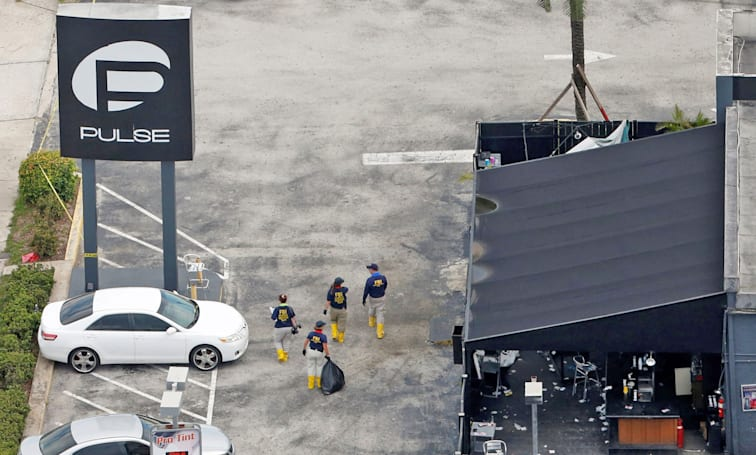 Families of Pulse nightclub shooting sue Google, Facebook