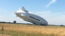 Airlander 10 bei Bruchlandung beschädigt (Video)