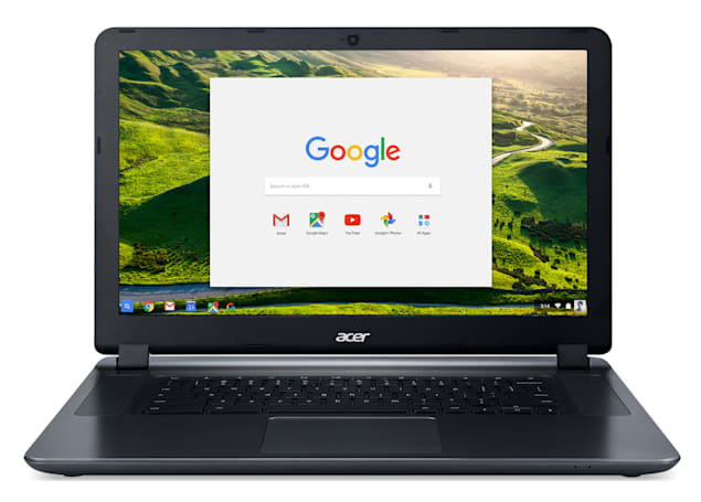 Acer's new Chromebook 15 is cheap but compromised