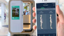mPod: Body Scanner statt Waage zur Fitness-Kontrolle
