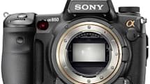 More Sony Alpha 500, 850 info leaked?
