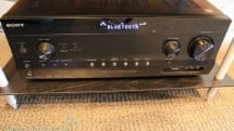 Sony STR-DN1030 AV receiver with AirPlay, WiFi and Bluetooth starts shipping