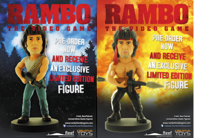 Rambo: The Video Game due February 21 in Europe, Q1 2014 in NA