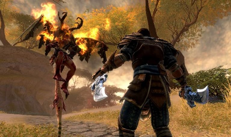 Achievements hint at additional Kingdoms of Amalur DLC