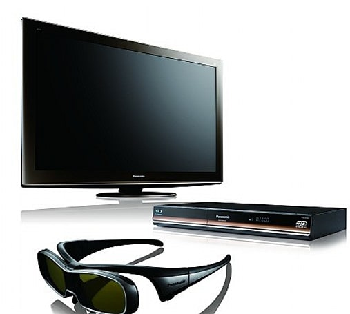 First Panasonic 3DTV review in, great blacks and the best 3D anywhere