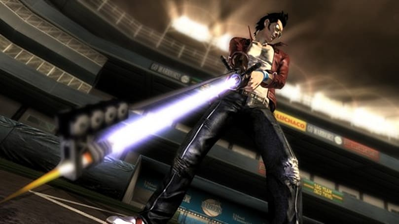 No More Heroes: Heroes' Paradise slicin' fools on PS3 this fall