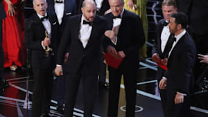 Oscar Awards End With Iconic Flub