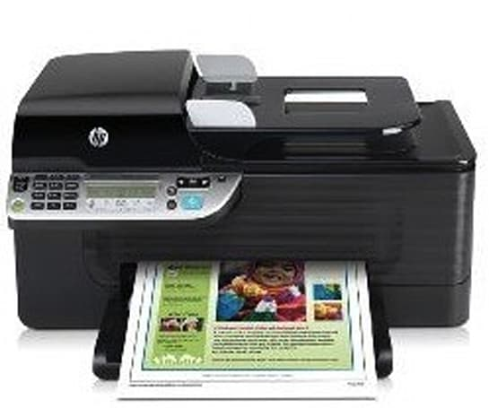 Win an HP Officejet 4500 All-in-one printer from TUAW and HP