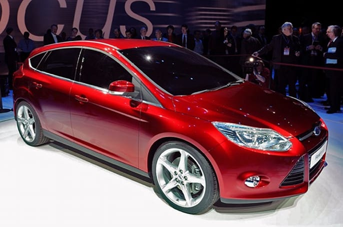 MyFord Touch coming to 2011 Ford Focus
