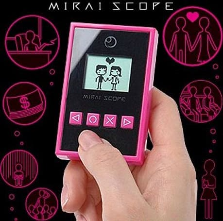 Bandai's Mirai Scope gets Ms. Cleo in your pocket