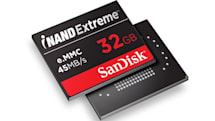 Tegra 4 reference tablets use SanDisk iNAND Extreme, mate a fast CPU with fast storage
