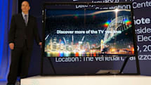 Samsung President BK Yoon: 'Three Samsung TVs are sold every second'