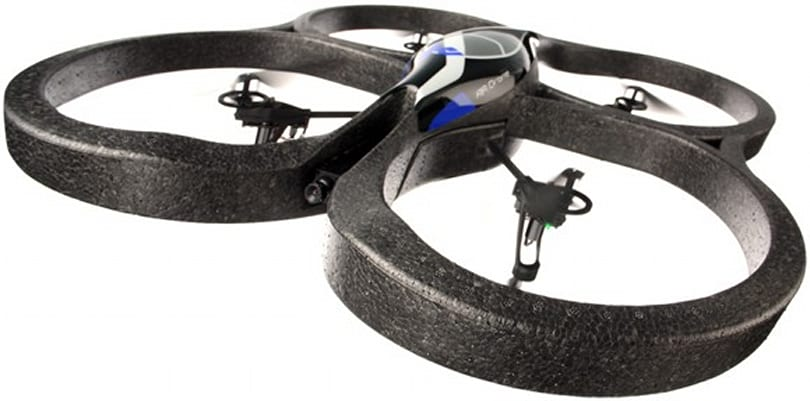 Hands-on: Parrot AR.Drone